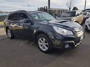 2013 Subaru Outback Wagon TURBO DIESEL Williamstown North Hobsons Bay Area Preview