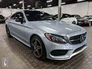 2017 Mercedes Benz C-Class AMG43 4MATIC Coupe