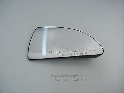 Chevrolet Impala 06 - 12 passenger door right side mirror glass RH GM