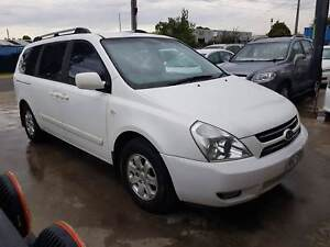2008 Kia Grand Carnival Premium Wagon AUTO 8 SEATER Williamstown North Hobsons Bay Area Preview