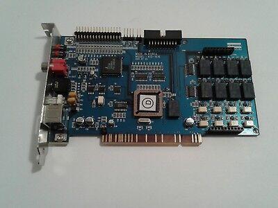 Kodicom KIO-1616 120FPS DVR Extended Alert Board PCI Card 120 Fps Dvr