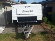 Gazal Champion 18ft Pop Top Caravan 2000 Ormeau Gold Coast North Preview