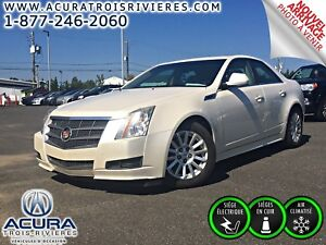 2011 Cadillac CTS 3.0L  AWD, TOIT PANORAMIQUE