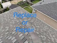 Roof Repairs or Replace, work in holidays