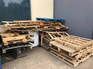 Free fire wood, used wood wooden pallet wood skid Epping Whittlesea Area Preview