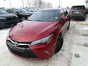 2015 Toyota Camry XSE V6 one owner,remote start, winter and a...