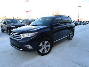 2013 Toyota Highlander V6 One Owner, Taylor Certified, 90 Day...