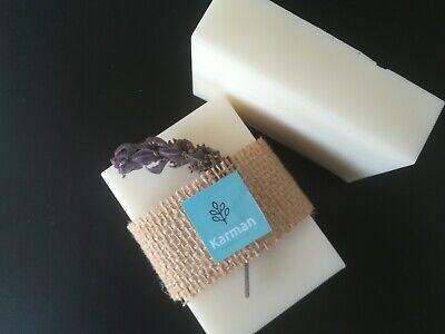 Shea Butter And Lavender Soap handmade in Las Alpujarras, Spain - Lavender Butter Soap