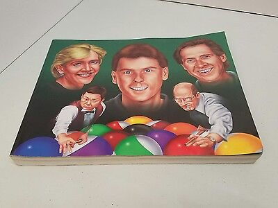 1999 Billiards Yearbook Carl Hungness Publishing Soft Cover Collectors Book VG