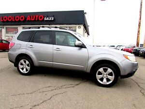 2010 Subaru Forester 2.5X Premium AWD 5 SPD PANORAMIC SUNROOF CE