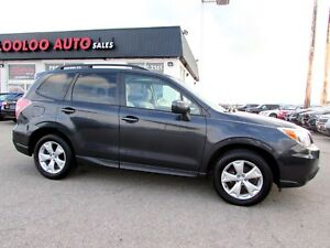 2014 Subaru Forester 2.5i TOURING PKG CAMERA SUNROOF CERTIFIED W