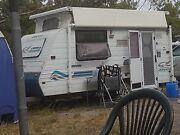 Jayco caravan  Fingal Break ODay Area Preview
