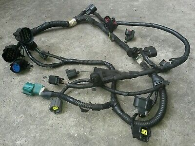 Mondeo Mk3 ST220 Engine wiring Loom. Fuel Injection.