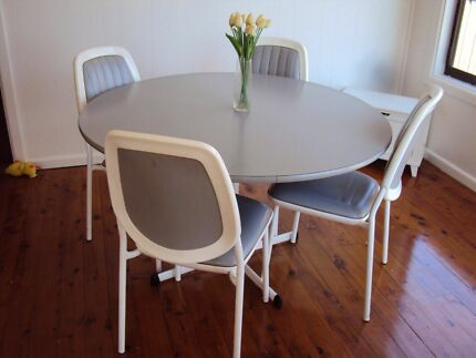 Dining Set Table and 4 Chairs Panania Bankstown Area Preview