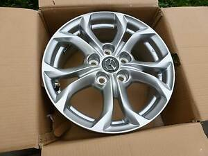 """Mazda 3 alloy wheel x 1 ,16"""" Redcliffe Redcliffe Area Preview"""
