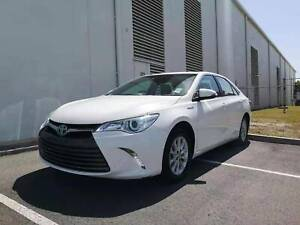 【Rent for Uber】 Toyota Camry Hybrid Auto Sedan