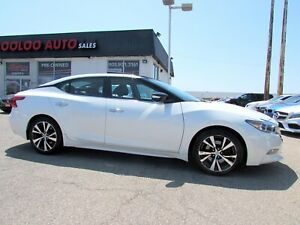 2016 Nissan Maxima 3.5 PLATINUM NAVIGATION CAMERA CERTIFIED WARR
