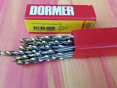 Pack of 10 Dormer Jobber Drill
