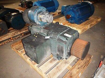 125 Hp Dc Reliance Electric Motor 1150 Rpm Ub408atz Frame Dpfv 500 V
