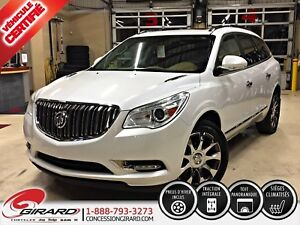 2017 Buick Enclave PREMIUM*AWD*GPS*TOIT PANO*CUIR*++*