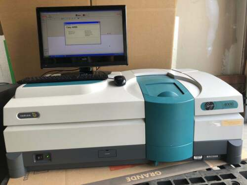 Varian/Agilent Cary 4000 UV-Vis Spectrophotometer with software WinUV 3.0