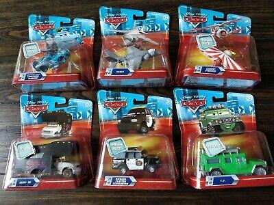 Disney Pixar Cars Eyes Change NIB Perfect condition Lot