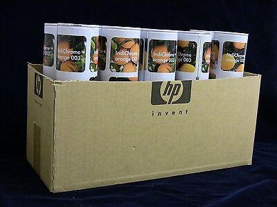 Box Of Hp Indigo 1000 Electroink Indichrome Orange 003