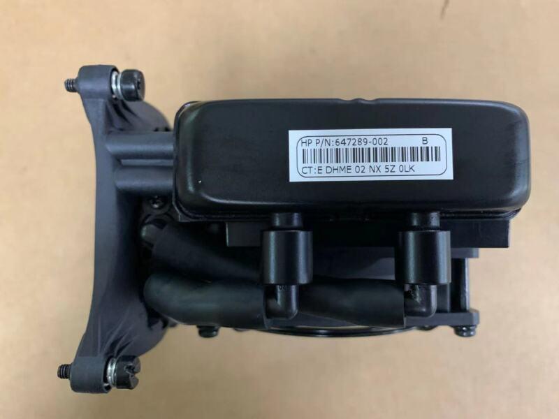 for HP Z420 Water Liquid Cooling Fan Heatsink 647289-001 647289-002 647289-003