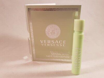 Versace Versense ladies 1ml EDT sample spray x 1