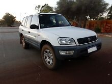 Toyota RAV4 1998 4WD (with bed and camping gear) Perth CBD Perth City Preview