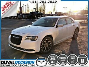 2015 Chrysler 300 S + AWD + TOIT PANORAMIQUE + CUIR