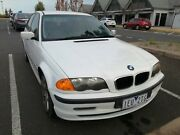 2001 BMW 318i white auto - 128000km Point Cook Wyndham Area Preview