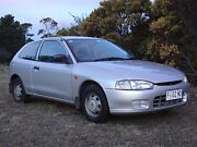 1997 Mitsubishi Mirage CE Hatch Hobart CBD Hobart City Preview