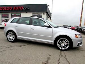 2010 Audi A3 2.0T QUATTRO S TRONIC PANORAMIC SUNROOF CERTIFIED