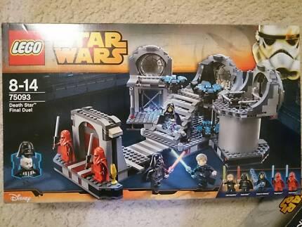 Lego Star War 75093 Death Star Final Duel Kardinya Melville Area Preview