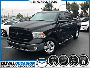 2013 Ram 1500 SLT OUTDOORSMAN + ECRAN TACTILE