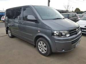 2012 Volkswagen Multivan AUTO TURBO DIESEL Williamstown North Hobsons Bay Area Preview