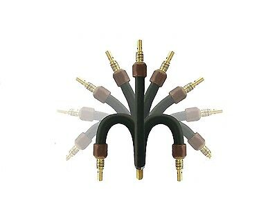 Flexibler Brennerhals MB15 TBI 150 SH15 FX / AK Brennerkörper MIG/MAG FM0132