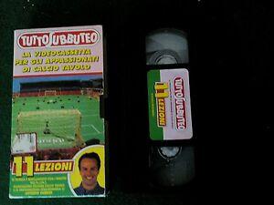 SUBBUTEO VHS TUTTOSUBBUTEO - Italia - SUBBUTEO VHS TUTTOSUBBUTEO - Italia