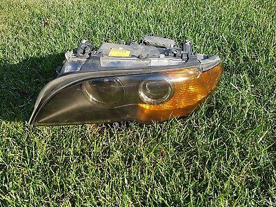 2004 2005 2006 BMW 325ci 330ci Coupe Conv Driver Left Xenon Adaptive Headlight