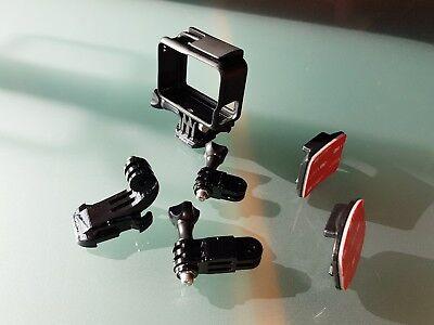 Frame o marco  Gopro 100% original  Hero7, 6, 5,  + accesorios originales Gopro, usado segunda mano  Embacar hacia Argentina