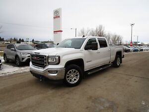 2016 GMC Sierra 1500 SLE One Owner, No Accidents,4X4
