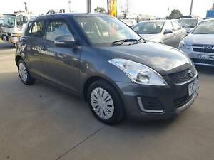 2014 Suzuki Swift Hatchback AUTO Williamstown North Hobsons Bay Area Preview