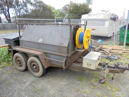 8'X4' TANDEM TRADIE TRAILER FOR SALE, GEELONG, MELBOURNE, VIC Moolap Geelong City Preview