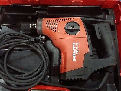 Hilti Te 7-c Rotary Hammer Drill In Box
