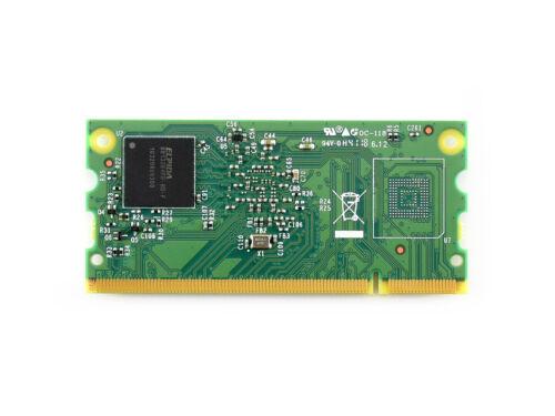 Raspberry Pi Compute Module 3+ Lite no onboard eMMC Flash