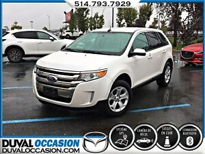 2014 Ford Edge SEL + CUIR + NAVIGATION