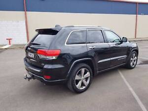 2014 Jeep Grand Cherokee Overland MY 15