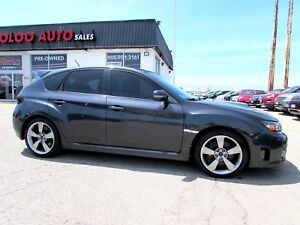 2009 Subaru IMPREZA WRX STI STI TURBO Hatchback AWD 6 SPEED CERT