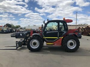 2010 Manitou MT732 Telehandler , 3.2 ton and 7 mt lift -  SBL200801 Kewdale Belmont Area Preview